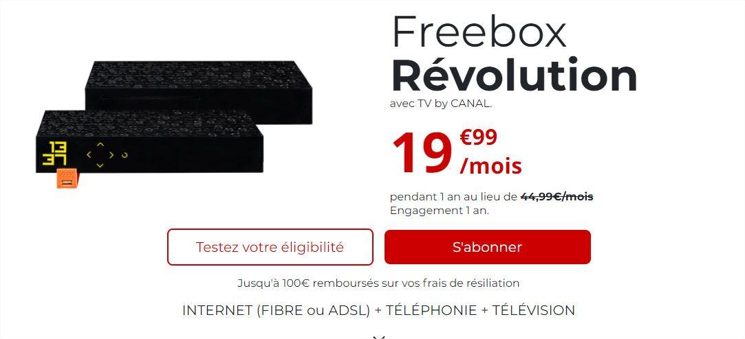 forfait fibre free rentrée 2021