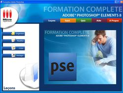Formation Adobe Photoshop Elements 8 screen 1