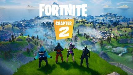 Fortnite chapitre 2