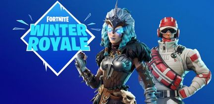 Fortnite Winter royale