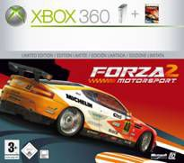 Forza motorsport 2 packshot