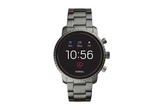 Fossil Q de 4ème génération : la montre connectée sous Wear OS avec GPS et NFC