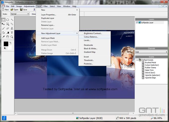Fotografix screen2