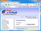 FoxLingo : traducteur officiel pour Firefox.