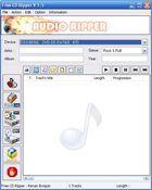 Free CD Ripper : extraire les pistes audio d'un CD rapidement