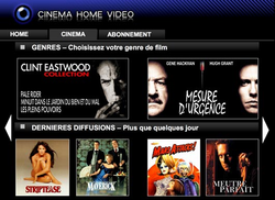 Free home video cinema