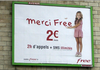 Free Mobile : la campagne de publicité partiellement suspendue