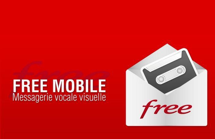 free mobile la messagerie visuelle vocale disponible sur android. Black Bedroom Furniture Sets. Home Design Ideas