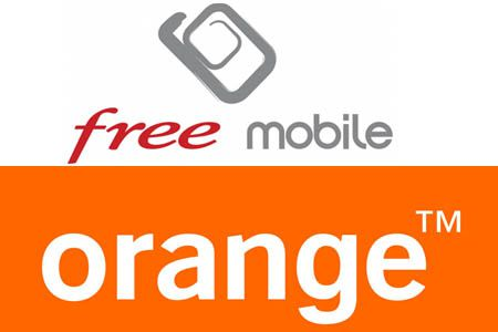 free mobile orange