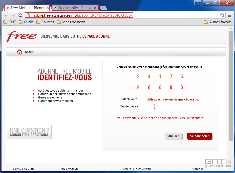 comment payer facture free mobile par telephone