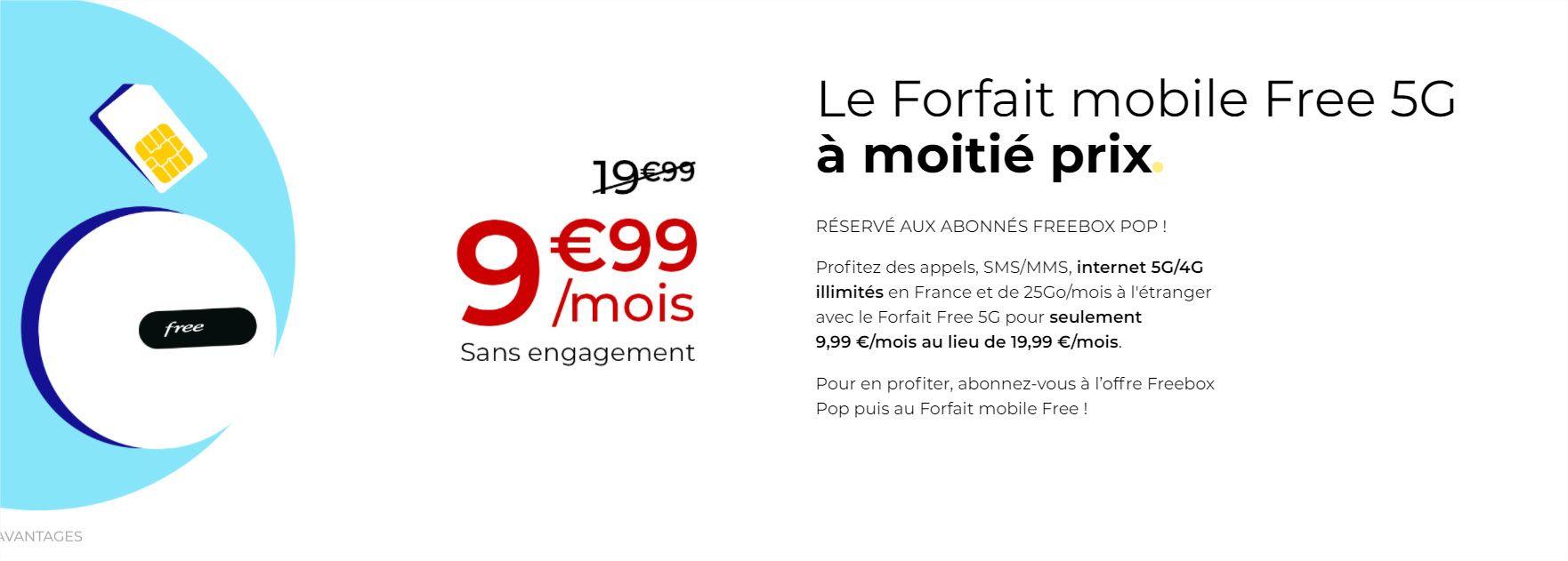 free mobile pop
