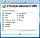 Free Mp3 Wma Converter : un utilitaire de conversion audio performant