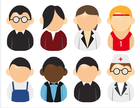 Free People Icon Set for PowerPoint : insérer des personnages dans ses PowerPoints
