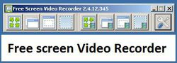 Free Screen Video Recorder