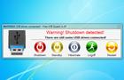 Free USB Guard : éteindre son PC sans oublier un port externe ou un disque