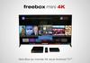Surprise Free : Xavier Niel dévoile sa Freebox mini avec 4K et Android TV