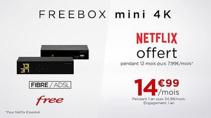 freebox-mini-4k-promo-netflix-offert-veepee