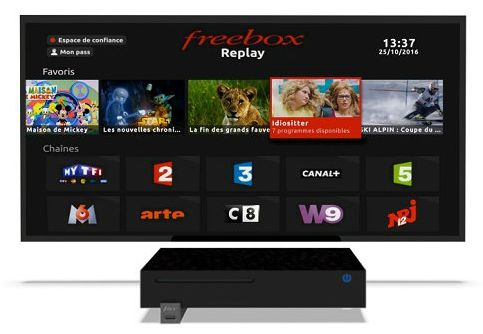 Freebox-Replay