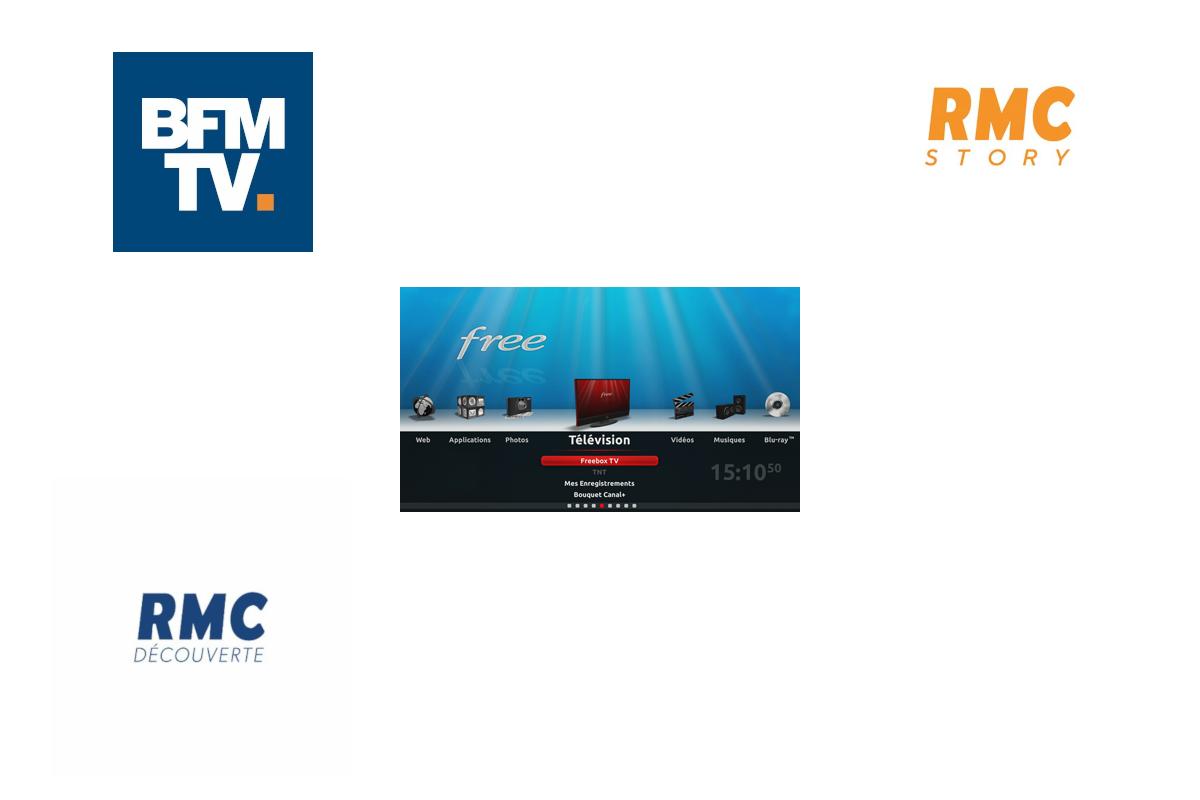 Ultimatum: Free doit cesser la diffusion de BFMTV - MàJ : Free devrait couper le 16 août