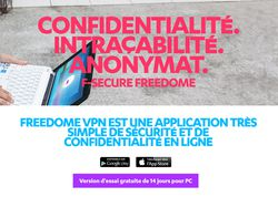 Freedome VPN F-Secure