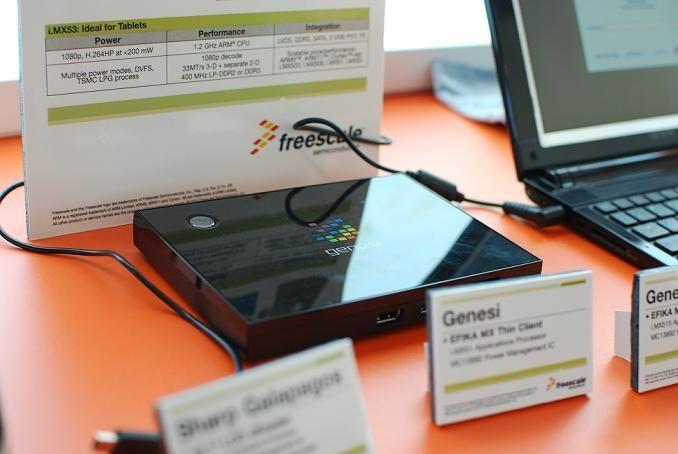 Freescale MWC miniPC