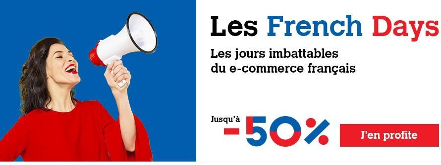 Bilan décevant pour les French Days