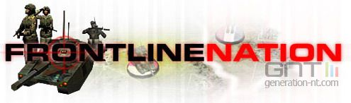 Frontline nations logo