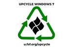 La FSF envoie à Microsoft un disque dur pour libérer Windows 7