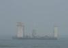 La Chine a lancé une fusée depuis une plateforme maritime mobile