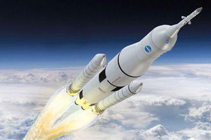 Fusée SLS