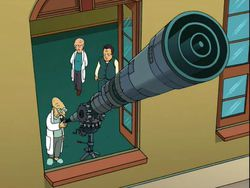 futurama flairoscope