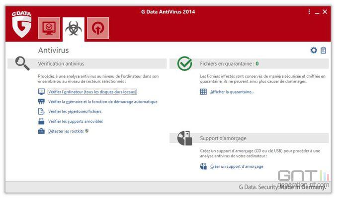 G data antivirus 2014 1