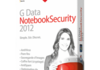 G Data NotebookSecurity 2012 : protéger votre PC ou notebook