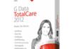 G DATA TotalCare 2012 : une suite de sécurité complète