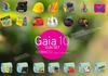 Gaia 10 Icons : des icônes colorés pour personnaliser son PC