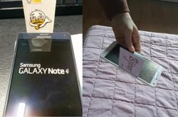 Galaxy Note 4 fabrication