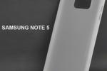 Galaxy Note 5 coque