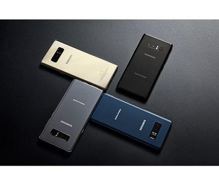 Galaxy Note 8 coloris