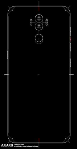 Galaxy Note 8 schema 01