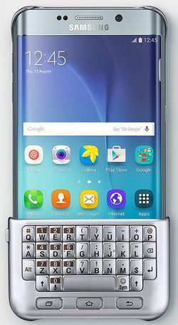 Galaxy S6 Edge Plus clavier