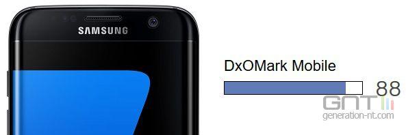 Galaxy S7 Edge DxOMark