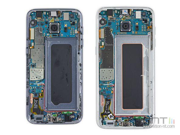 Galaxy S7 edge iFixit