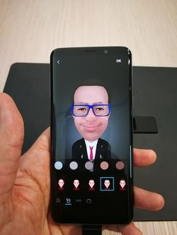 Galaxy S9 AR Emoji