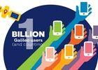 Galileo milliard utilisateurs