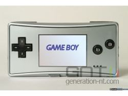 Game boy micro small