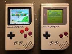 Game Boy Raspberry Pi