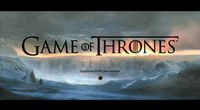 Test Game of Thrones