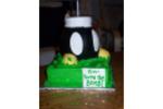 Gamecake - Gâteau 4 (Small)