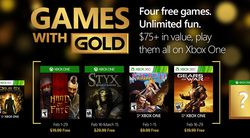 Games with Gold - fevrier 2016