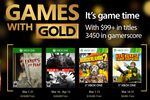 Games with Gold Mars 2017